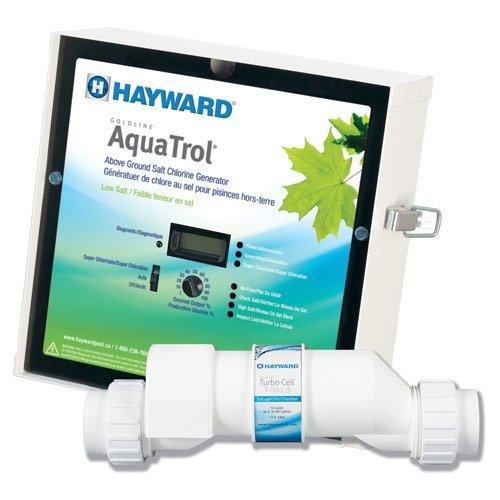 AQTROL-RJLS-CUL AquaTrol Aboveground Low Salt Chlorine Generator