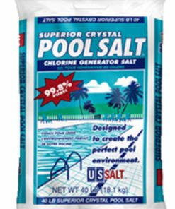 Superior Crystal CA40PS Pool Salt