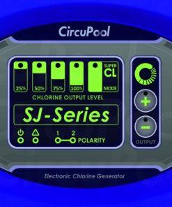 Circupool SJ-40 Salt Water Chlorine Generator
