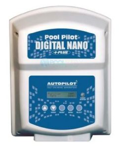 AquaCal Autopilot DNP1 Digital Nano Plus 115-volt Salt Chlorine Generator, 28000-Gallon