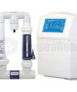 Autopilot ST2CC15SUS ST-15 Pool Pilot Soft Touch Salt Chlorine Generator, ST-220 + 94115C Manifold with CC-15 Cell