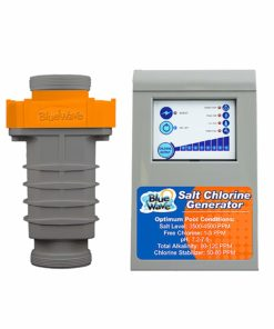 Blue Wave Endurachlor Salt Chlorine Generator for Up to 15,000-Gal Pool