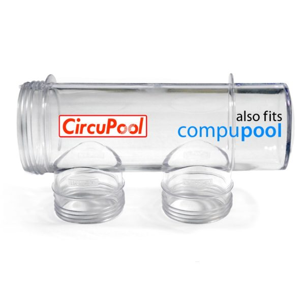 CircuPool Clear Cell Housing
