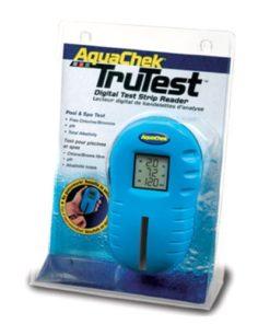 Aquachek 2510400 Trutest Digital Pool Spa Test Strip Reader Meter 75 Free Strips