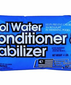 AQUA BASICS 1327 Pool Water Conditioner Bag, 4-Pound