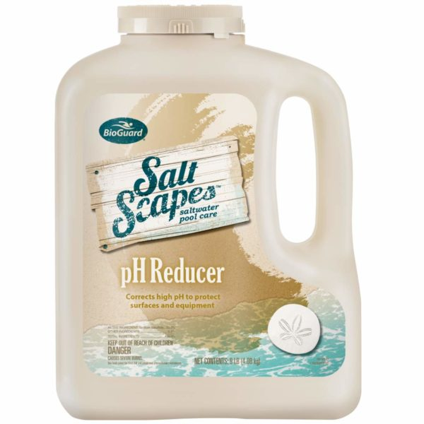 SaltScapes Saltwater Pool Care - pH Reducer