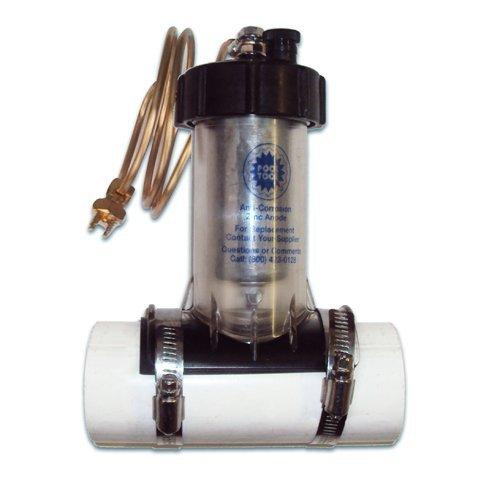 Pool Tool 104C Zinc Anodes for Chlorine-Generator Salt Water Pool