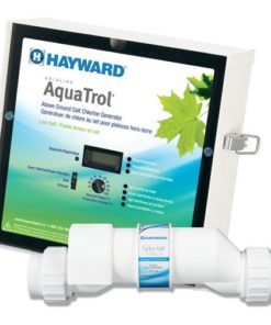 AQTROL-RJLS-CUL AquaTrol Aboveground Low Salt Chlorine Generator