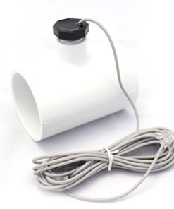 Flow Switch Assembly with PVC Pipe Tee Replacement Kit for Hayward Salt Chlorine Generators