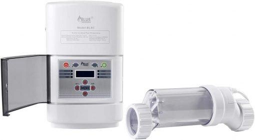 BLUE WORKS Salt Water Pool Chlorine Generator System BLSC Chlorinator 2