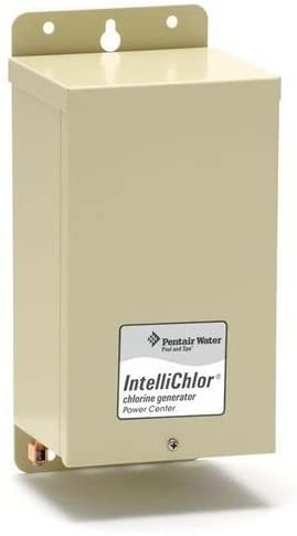 Pentair 523081 Salt Chlorine Generator 4